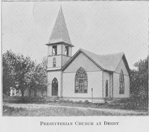 Somewhat simpler beauty: Derby, Iowa, 1903.